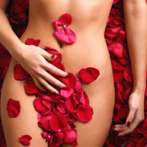 naked beautiful body