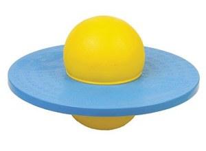 breaking up balance ball