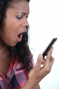 phone shock