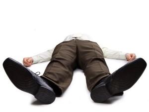 fainting anal sex